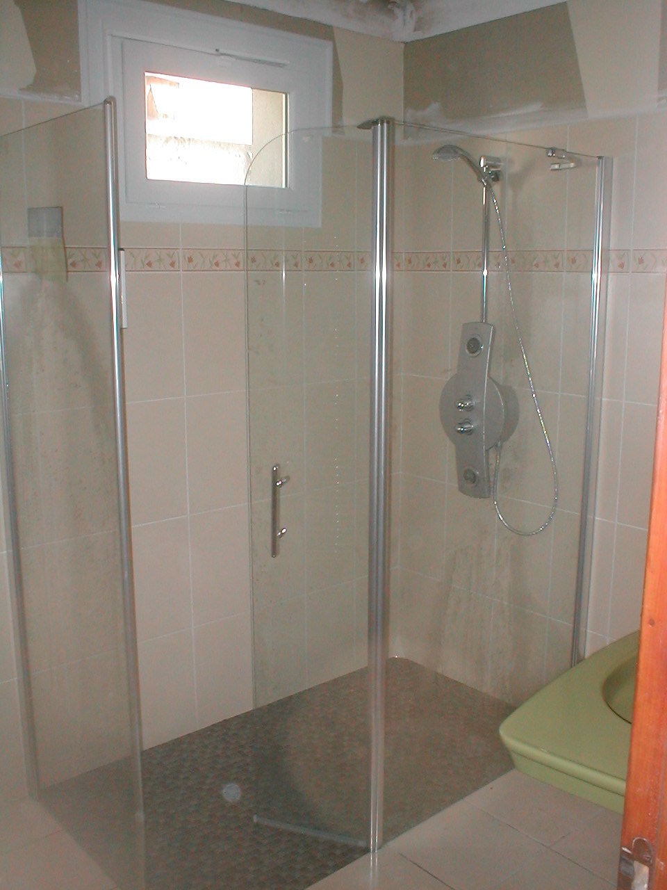 r novation salle de bain douche italienne cabine ForRenovation Cabine De Douche